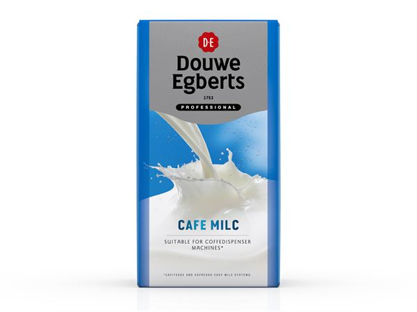 Cafitesse Milk Crown Water Amp Coffee