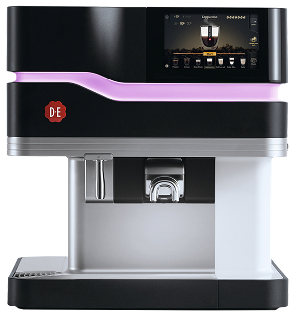 Machines For Douwe Egberts Coffee Crown Water Amp Coffee