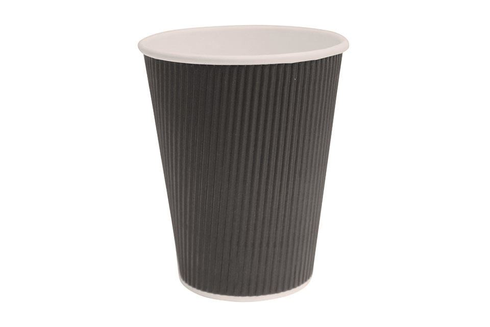 12oz Ripple Cups Crown Water Amp Coffee