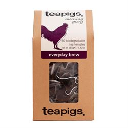 Tea, Teapigs, Tea Temples, Every day Brew