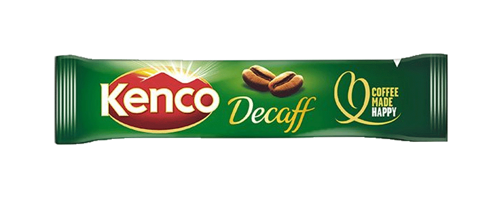Kenco Decaf Sticks 800 X 18g Crown Water Coffee