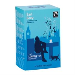 Tea, London Tea, Tagged & Enveloped, Earl Grey