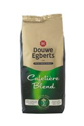 Coffee bag, Douwe Egberts, Cafitiere coffee