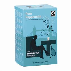Tea, London Tea, Tagged & Enveloped, Peppermint Tea