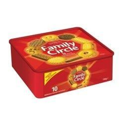 Biscuits, Box of Biscuits, Family Circle, Assortment