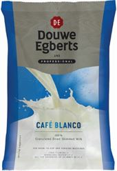 Milk, Granulated Milk, Douwe Egberts, Cafe Blanco