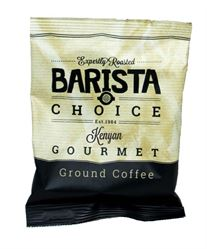 Filter Coffee, Barista Choice, 50x55g, Kenya Coffee