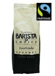 Barista Choice Coffee Beans Fairtrade