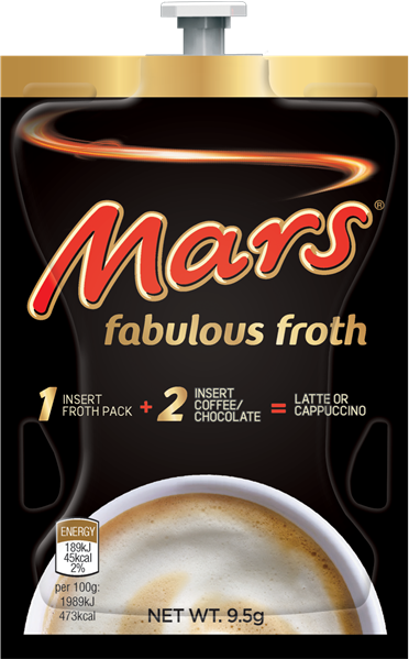Mars Fab Froth