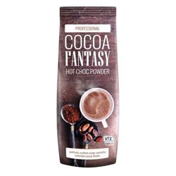 Hot Chocolate drink, Douwe Egberts, Cocoa Fantasy, Powder